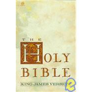 Holy Bible, King James Version by Anonymous (Author), 9780452010628