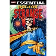 Essential Doctor Strange - Volume 4 by Stern, Roger; McGregor, Don; Macchio, Ralph; Claremont, Chris; Kunkel, Bill, 9780785130628