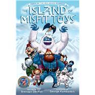 Rudolph the Red-Nosed Reindeer: The Island of Misfit Toys by Deneen, Brendan; Kambadais, George, 9781250050632