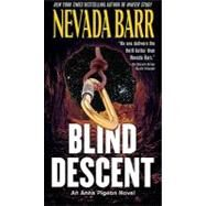 Blind Descent by Barr, Nevada, 9780425230633