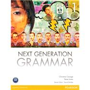 Next Generation Grammar 1 with MyEnglishLab