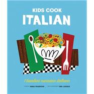 Let's Cook Italian, a Family Cookbook 9781631590634R