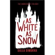 As White As Snow by Simukka, Salla; Witesman, Owen F., 9781477820636
