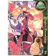 Alice in the Country of Clover: Knight's Knowledge Vol. 2 by QuinRose; Asai, Sai, 9781626920637