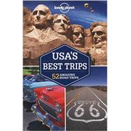 Lonely Planet USA's Best Trips by Benson, Sara; Balfour, Amy C.; Benanav, Michael; Benchwick, Greg; Dunford, Lisa, 9781742200637