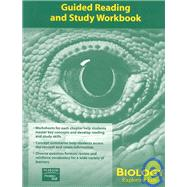 Biology: Exploring Life : Guided Reading and Study Workbook by Unknown, 9780131150638