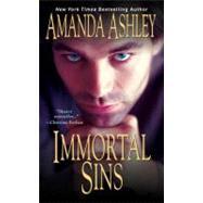 Immortal Sins by Ashley, Amanda, 9780821780640