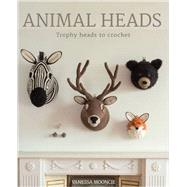Animal Heads by Mooncie, Vanessa, 9781784940645