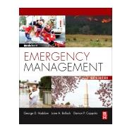 Introduction to Emergency Management by Haddow, George D.; Bullock, Jane A.; Coppola, Damon P., 9780128030646
