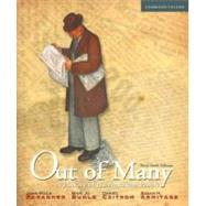 Out of Many: A History of the American People, Brief Edition, Combined Volume by Faragher, John Mack; Buhle, Mari Jo; Czitrom, Daniel H.; Armitage, Susan H., 9780205010646