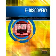 E-Discovery An Introduction to Digital Evidence (with DVD) by Phillips, Amelia; Godfrey, Ronald; Steuart, Christopher; Brown, Christine, 9781111310646