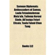Samoan Diplomats by , 9781158730650