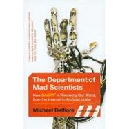 The Department of Mad Scientists by Belfiore, Michael, 9780062000651