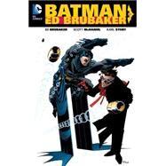 Batman by Ed Brubaker Vol. 1 by BRUBAKER, ED, 9781401260651