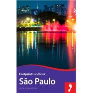Footprint Sao Paulo by Robinson, Alex, 9781910120651