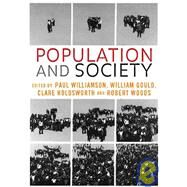 Population and Society by Clare Holdsworth, 9781412900652