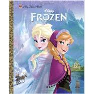 Frozen Big Golden Book (Disney Frozen) by RH DISNEYRH DISNEY, 9780736430654