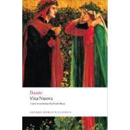 Vita Nuova by Dante Alighieri, 9780199540655