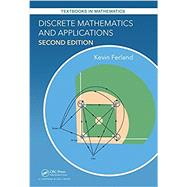 Discrete Mathematics and Applications, Second Edition by Ferland, Kevin, 9781498730655