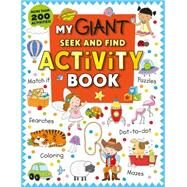 My Giant Activity Book by Priddy, Roger, 9780312520656