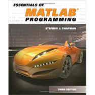 Essentials of MATLAB Programming by Chapman, Stephen J., 9781305970656