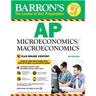 Barron's AP Microeconomics / Macroeconomics by Kacapyr, Elia, Ph.d.; Redelsheimer, James; Musgrave, Frank, Ph.d., 9781438010656