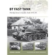 BT Fast Tank The Red Army's Cavalry Tank 1931–45 by Zaloga, Steven J.; Morshead, Henry, 9781472810656
