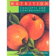 Nutrition : Concepts and Controversies by Sizer, Frances; Whitney, Ellie, 9780495390657