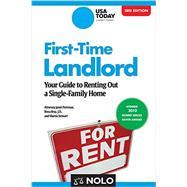 First-Time Landlord by Portman, Janet; Bray, Ilona; Stewart, Marcia, 9781413320657