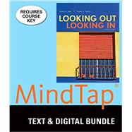 Bundle: Looking Out, Looking In, Loose-leaf Version, 15th + LMS Integrated for MindTap Speech, 1 term (6 months) Printed Access Card by Adler, Ronald B.; Proctor II, Russell F., 9781305940659