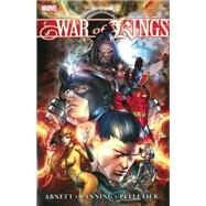 War of Kings by Abnett, Dan; Lanning, Andy; Pelletier, Paul; Dazo, Bong, 9780785190660