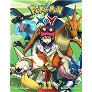 Pokemon X-Y 11 by Kusaka, Hidenori; Yamamoto, Satoshi, 9781421590660