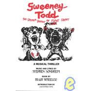 Sweeney Todd : The Demon Barber of Fleet Street 9781557830661U