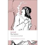 The Satires by Juvenal; Niall Rudd; William Barr, 9780199540662