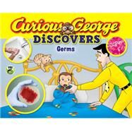 Curious George Discovers Germs by Zappy, Erica (ADP); Hirsch, Peter, 9780544430662