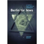 Berlin for Jews by Barkan, Leonard, 9780226010663