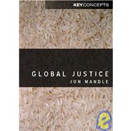 Global Justice by Mandle, Jon, 9780745630663