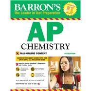 Barron's Ap Chemistry by Jespersen, Neil D.; Kerrigan, Pamela, 9781438010663