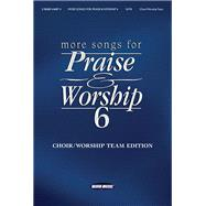 More Songs for Praise & Worship by Hal Leonard Publishing Corporation, 9781480350663