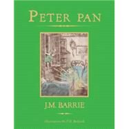 Peter Pan by Barrie, J. M.; Bedfore, F. D., 9781631060663