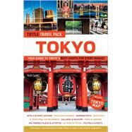 Tuttle Travel Pack Tokyo by Goss, Rob, 9784805310663