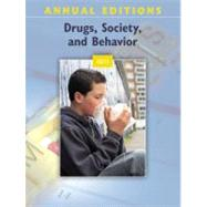 Annual Editions: Drugs, Society, and Behavior 10/11 by Wilson, Hugh T., 9780078050664