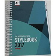 AP Stylebook 2017 by Associated Press, 9780917360664