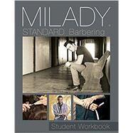 Student Workbook for Milady Standard Barbering by Milady, 9781305100664
