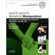 Maitland's Vertebral Manipulation: Management of Neuromusculoskeletal Disorders by Hengeveld, Elly, 9780702040665