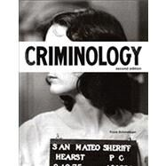 Criminology (Justice Series) Plus NEW MyCJLab with Pearson eText -- Access Card Package