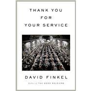 Thank You for Your Service by Finkel, David, 9780374180669