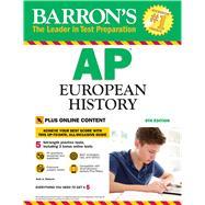 Barron's Ap European History by Roberts, Seth A., 9781438010670
