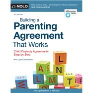 Building a Parenting Agreement That Works by Zemmelman, Mimi Lyster, 9781413320671