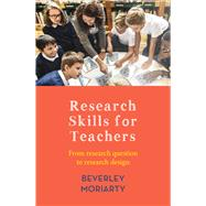 Research in Education by Moriarty, Beverley, 9781760290672